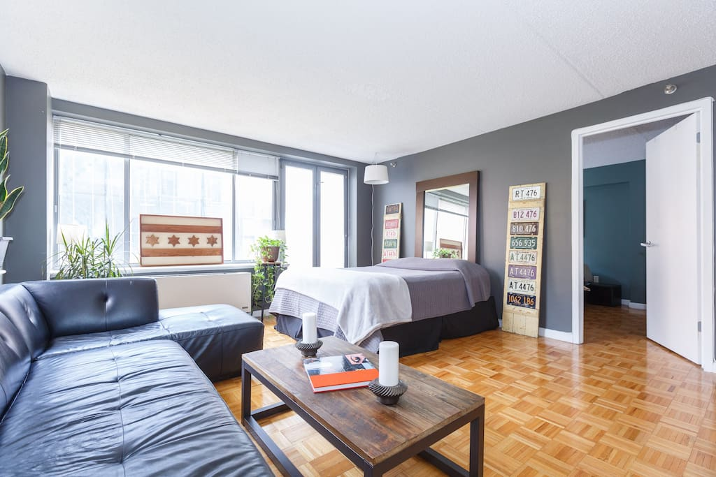 Beautiful/Spacious 1 Bedroom in LES