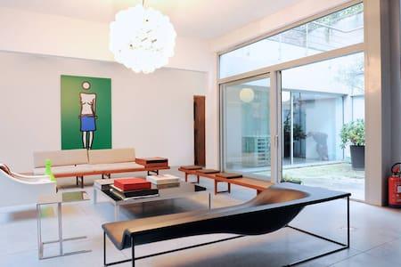 Wonderful 630m² loft in Brussels - Ixelles
