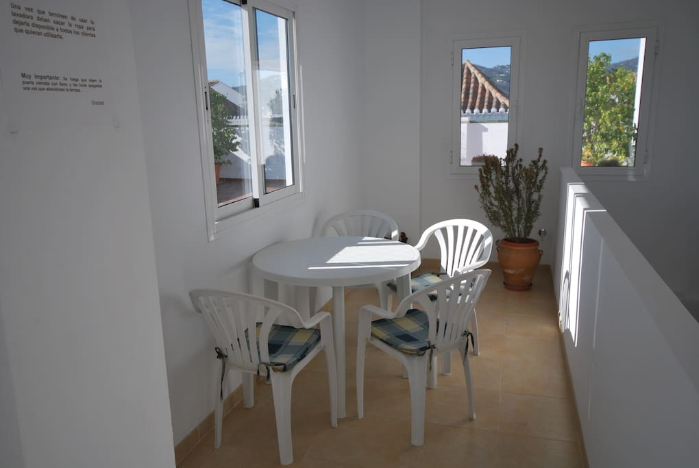 RENT APARTMENT NERJA 700M BEACH. 1B