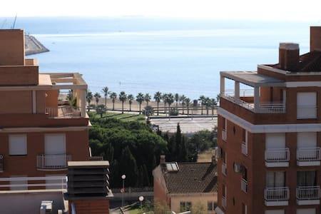 Apartamento con Piscina a 200m mar