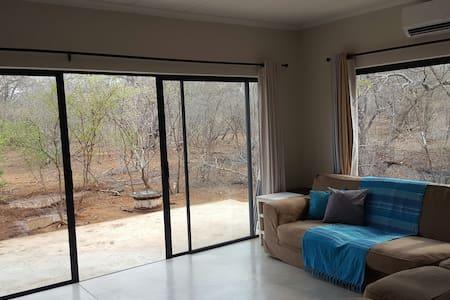 Open plan house in Wildlife Estate - Huis