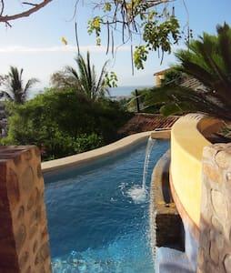 Casita Amanecer- Quinta del Encanto - La Cruz de Huanacaxtle - Villa