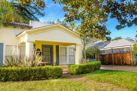 *Home Away from Home in Palo Alto!*