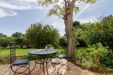 B&B, piscine, beau jardin, vue mer - Praia da luz - Bed & Breakfast