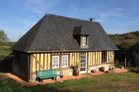 """Le Cottage """"Goodtime"""" - Pays d'Auge - Hermival les vaux  - House"""