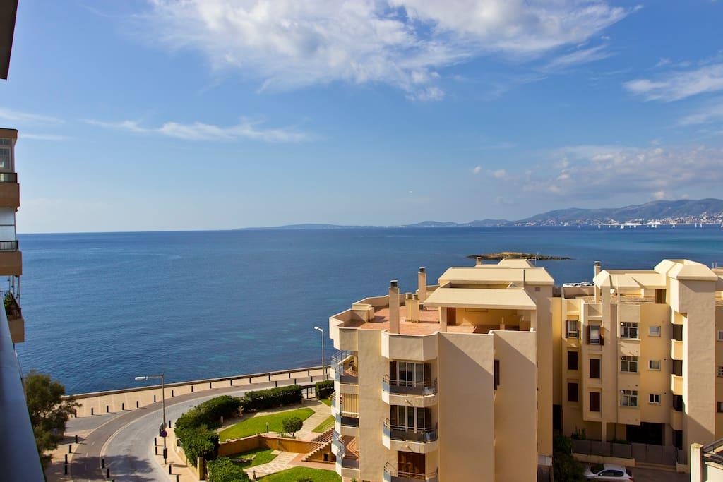 View Palma Bay