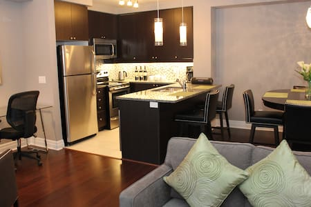 Toronto Markham New 2 bedrm - Markham - Apartment