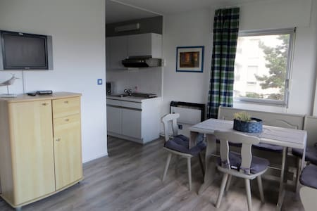 Studio meublé Le Touquet - Le Touquet-Paris-Plage - Appartement