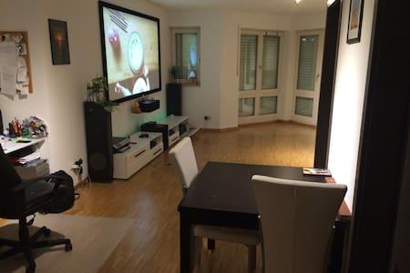 Moderne Wohnung bei München - Vaterstetten - Apartment