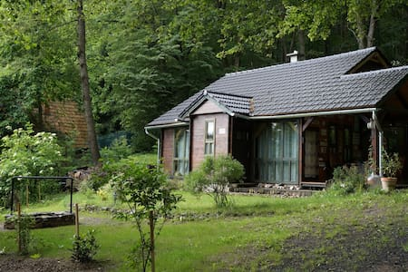 Cosy wooden cottage near the forest - Kőszeg - House