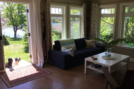 Lakefront City Retreat - Lägenhet