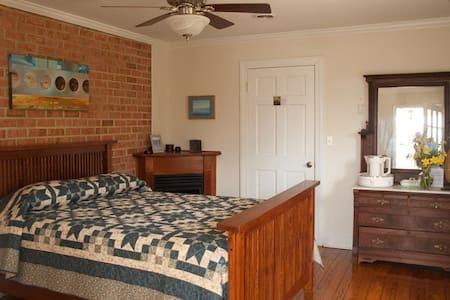 Shenandoah Manor B&B - Rembrandt Rm - Szoba reggelivel