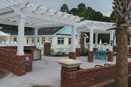 Myrtle Beach Condo: Tupelo Bay - 서프사이드 비치 - 아파트(콘도미니엄)
