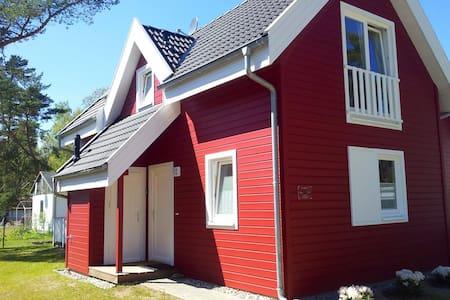 Strandnahes exklusives Ferienhaus  - Casa