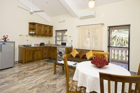 San Miguel Luxury AC apartments - 4 - Panjim