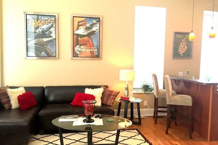 Cozy One Bedroom Apt on Soulard - Appartement