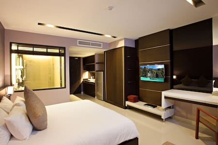 Studio room for rental in Patong. - Leilighet