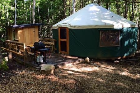 Hemlock Ridge Yurt - Yurt