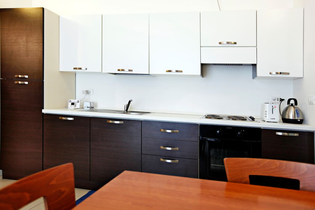 Apartment in Milan, Navigli area.