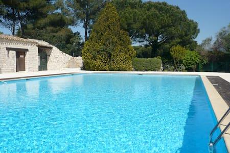 Proche St-Tropez 85 m2 clim wifi 6p - Gassin