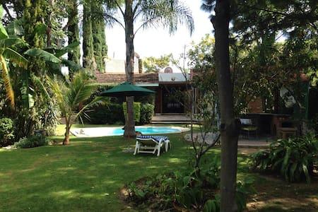 Casa campo huertas de Jesús Atlixco - House