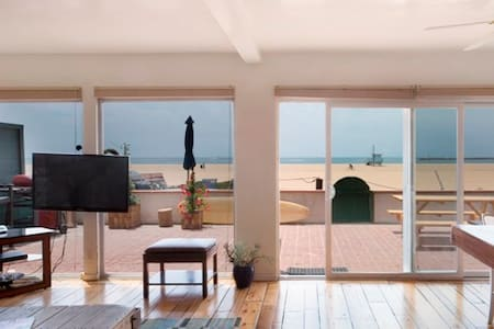 2BR, on the sand, Marina Del Rey - Los Angeles - Maison