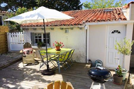 Maison GOELAND 4 pers 7min à pied des plages calme - La Tranche-sur-Mer - Huis