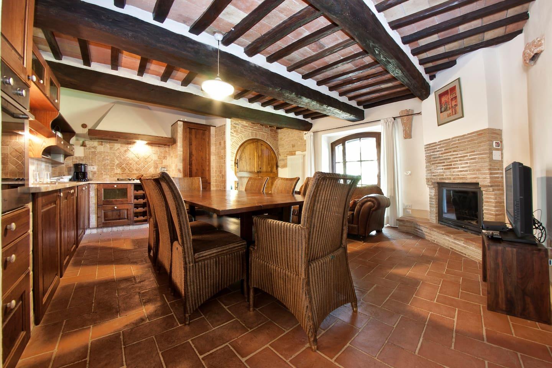 Stone Farmhouse with Pool 2 - Italy