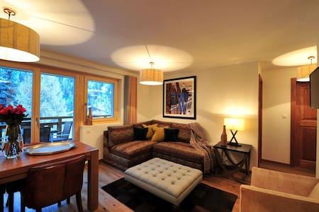 Mont Cervin, Luxury with 2 bedrooms - Apartmen