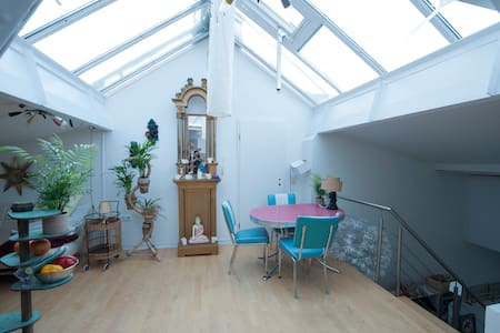 Loft/ Liebhaber Paradis - Apartment