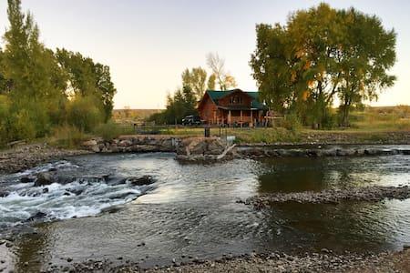 Gorgeous All Season Cabin On River - Antonito