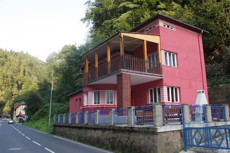 Holiday house in Hřensko - Haus