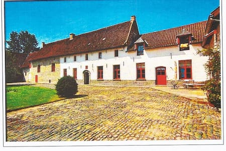Brussels'airport/charming old farm - Vilvoorde