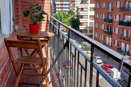 Acojedor apartamento en el centro de Salamanca - Wohnung