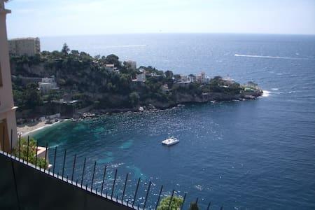 Sea, Sun and Monaco. Baby friendly. - Cap D'Ail - Ev