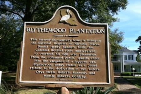 Blythewood Plantation - Amite City - Bed & Breakfast