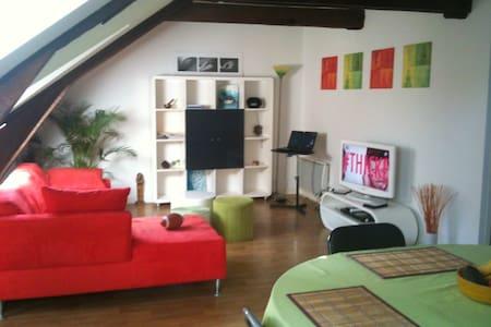 Appartement sympa et calme - Saint-Aubin-d'Aubigné