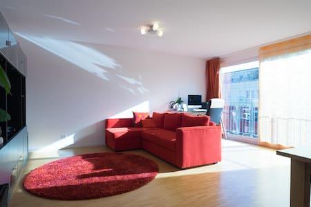 Top Modern in Centre Oerlikon - Wohnung