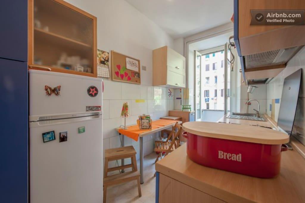delicious apartm near San Giovanni