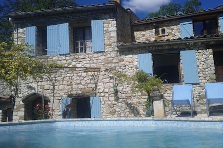 villa du maronnier  - Oppedette