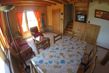 Cabaña familiar con vista al lago - San Carlos de Bariloche - Cabin