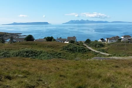 Spacious room Scottish Westcoast - Mallaig