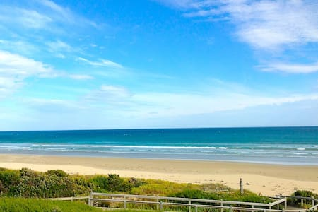 PromCoast Apt 3 Pristine Beach 100m - Sandy Point - Lejlighed