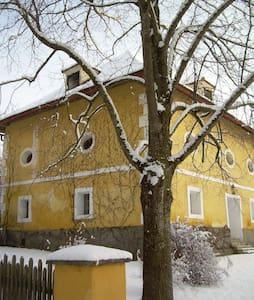 Ferienwohnung Ottmanach Schlosshof - Byt
