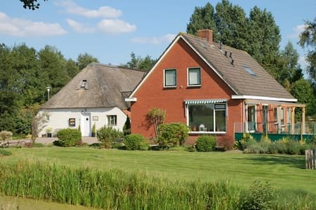 B&B 2 tot 6 pers kamer De Hoeksteen - Bed & Breakfast