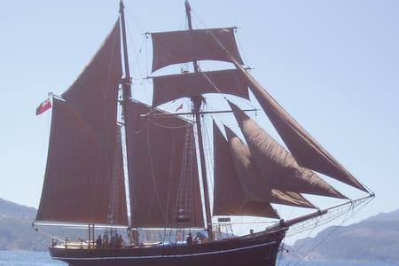 Cabin on Schooner, Ionian Sailing - Gouvia