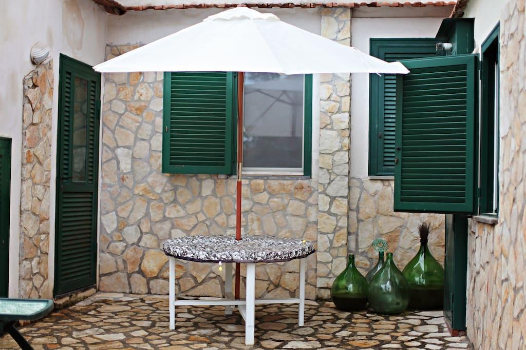 HOME SWEET HOME, ITRI/SPERLONGA