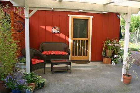 Parkside Cottage - Peaceful Retreat - 小屋
