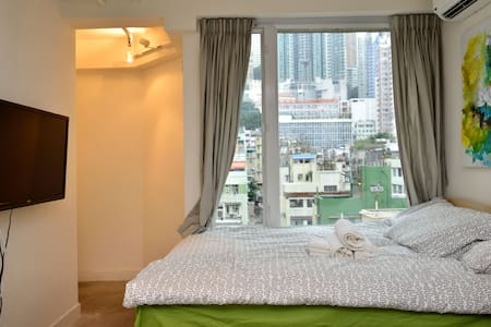 【NEW PRICE】 Cozy SOHO Apt, NEAR MTR