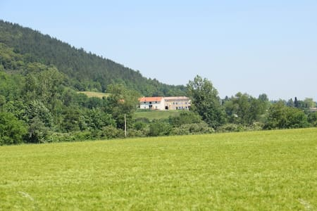 Farmhouse near Mirepoix, Ariege, - Manses - House